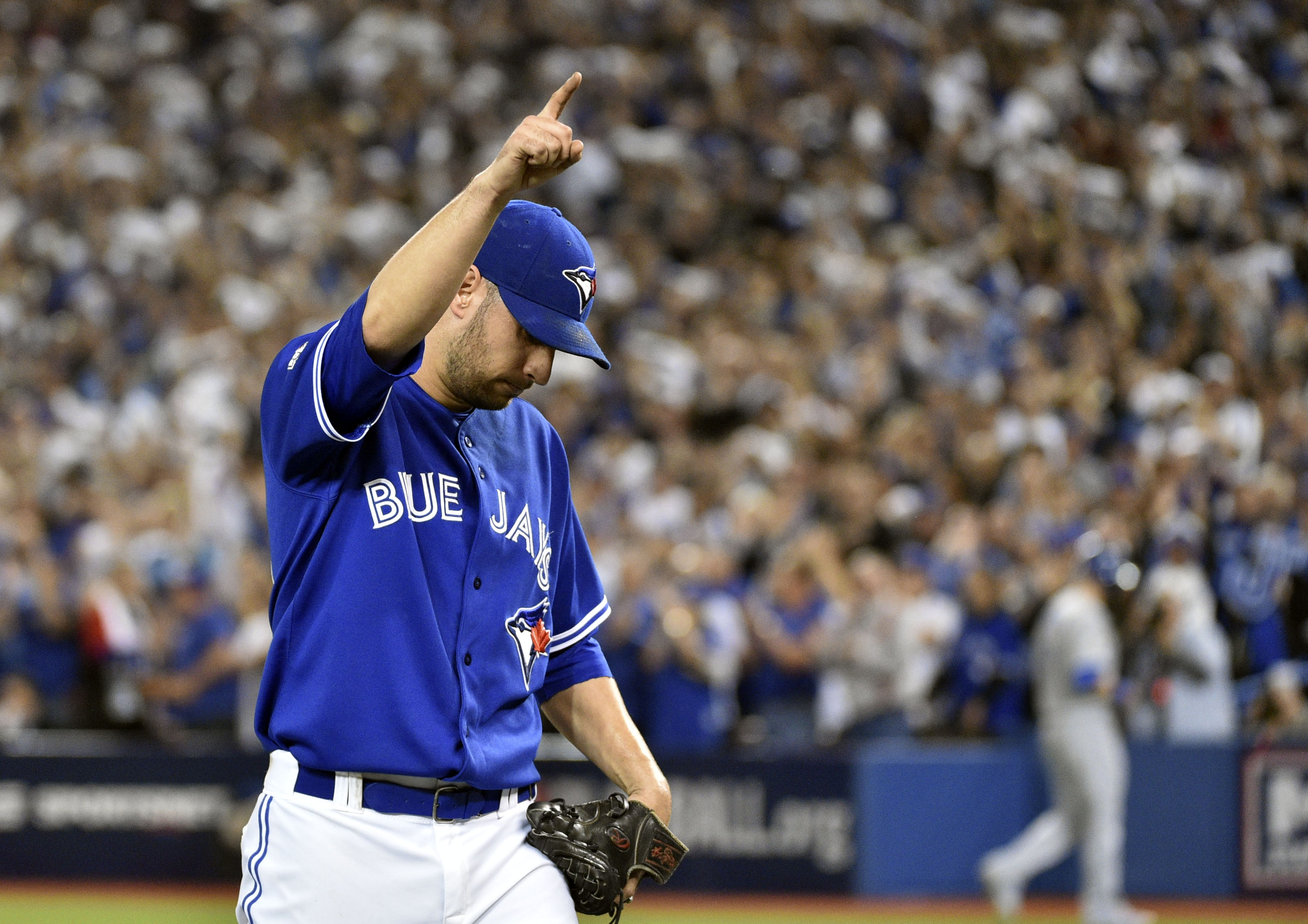 MLB: ALCS-Kansas City Royals at Toronto Blue Jays