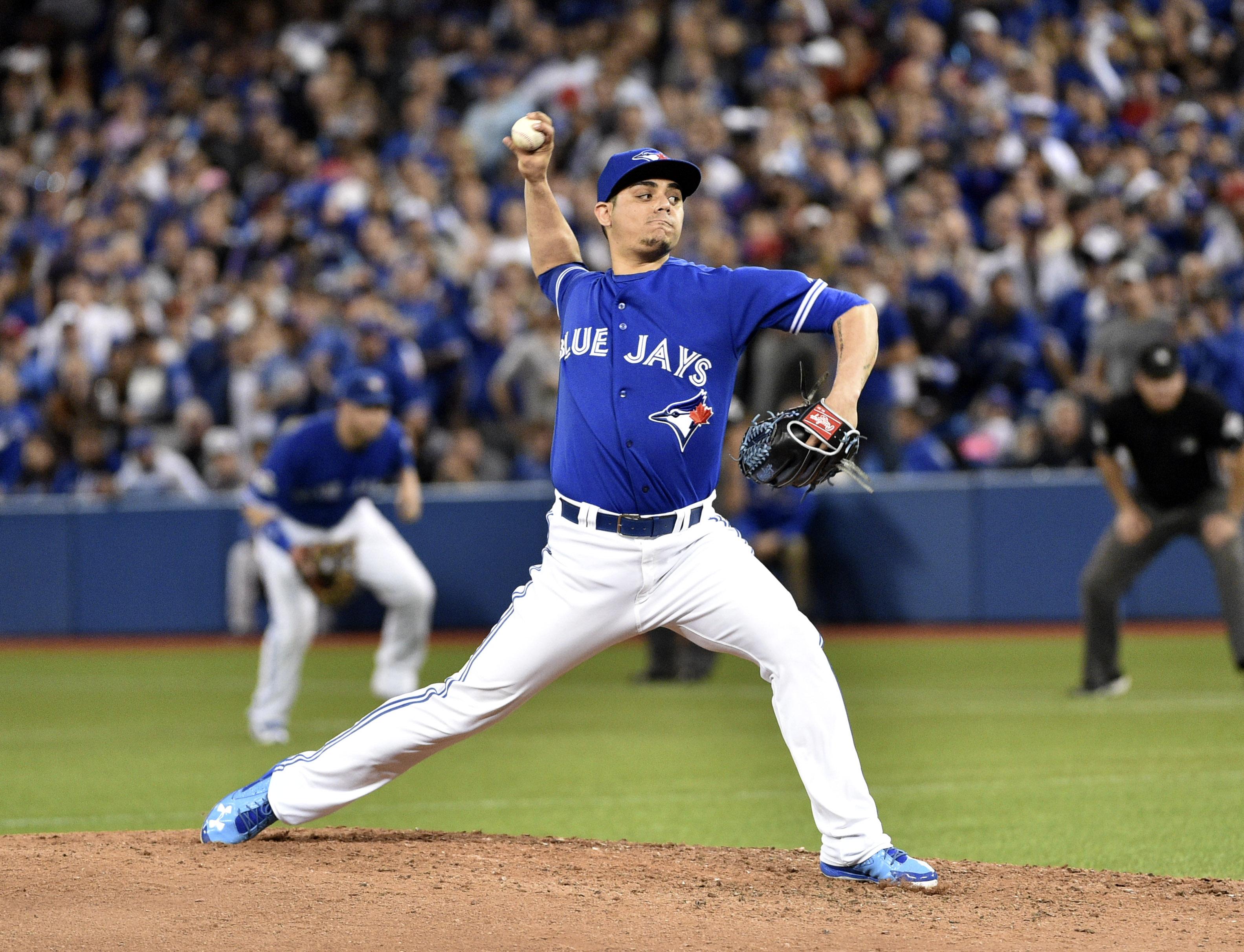 MLB: ALCS-Kansas City Royals at Toronto Blue Jays
