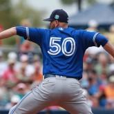 MLB: Spring Training-Toronto Blue Jays at Tampa Bay Rays