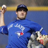 MLB: Toronto Blue Jays-Workouts