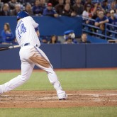 MLB: Texas Rangers at Toronto Blue Jays