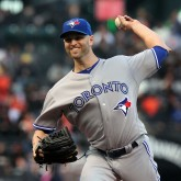 MLB: Toronto Blue Jays at San Francisco Giants