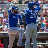 MLB: Toronto Blue Jays at Minnesota Twins
