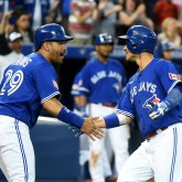 MLB: Kansas City Royals at Toronto Blue Jays