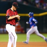 MLB: Toronto Blue Jays at Arizona Diamondbacks