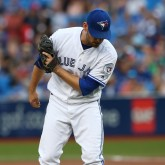 MLB: Los Angeles Angels at Toronto Blue Jays