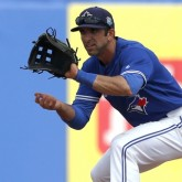 MLB: Spring Training-Detroit Tigers at Toronto Blue Jays