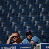 Blue Jays Attendance Empty Rebuild