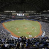 Rogers Centre Crowd Attendance