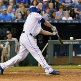 Mike Moustakas Royals Blue Jays