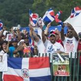 Dominican fans