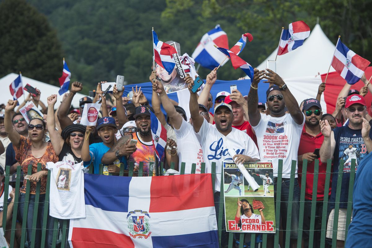 Dominican fans