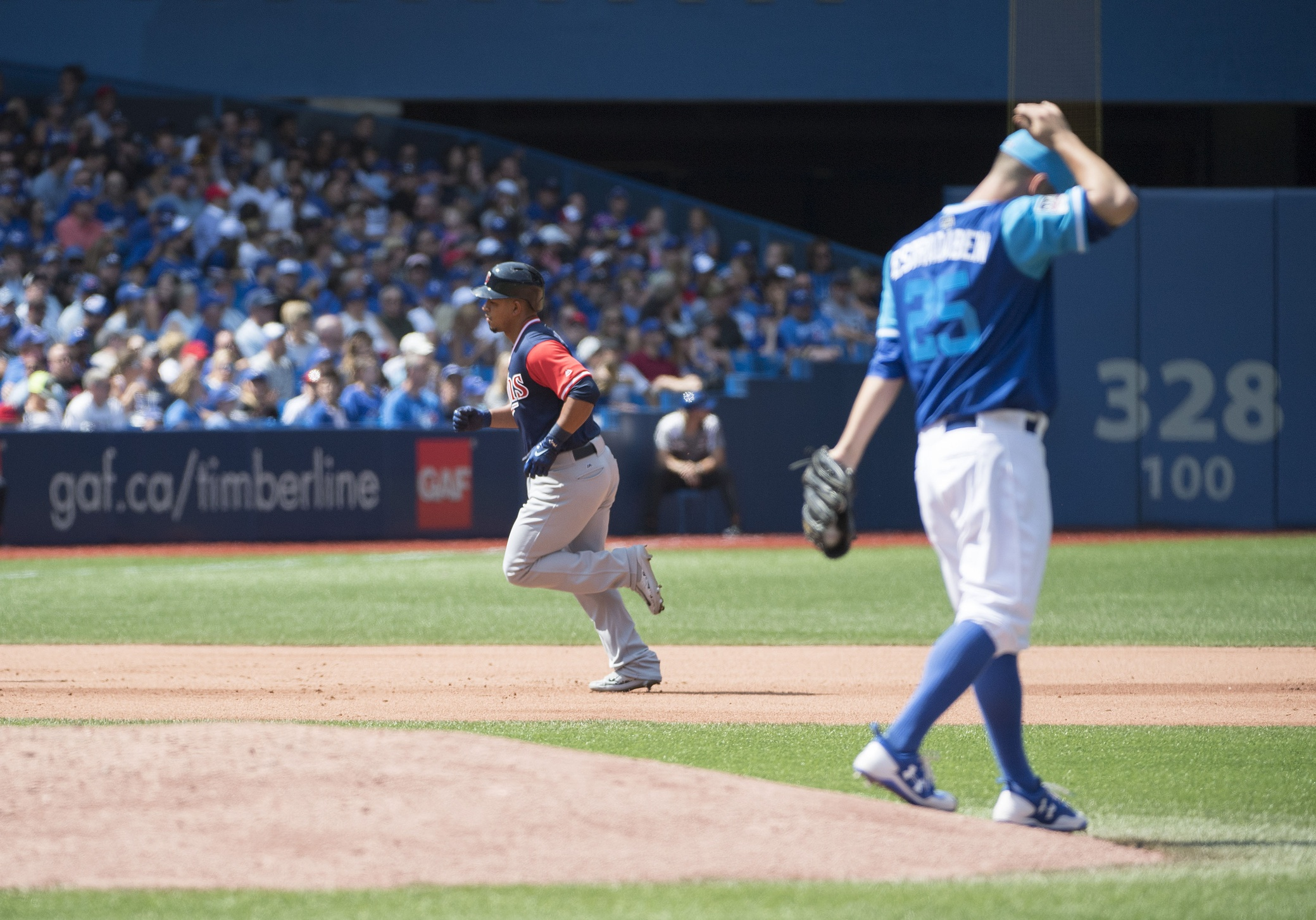 Marco Estrada Changeup Home run