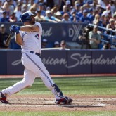 Kendrys Morales Hard Contact