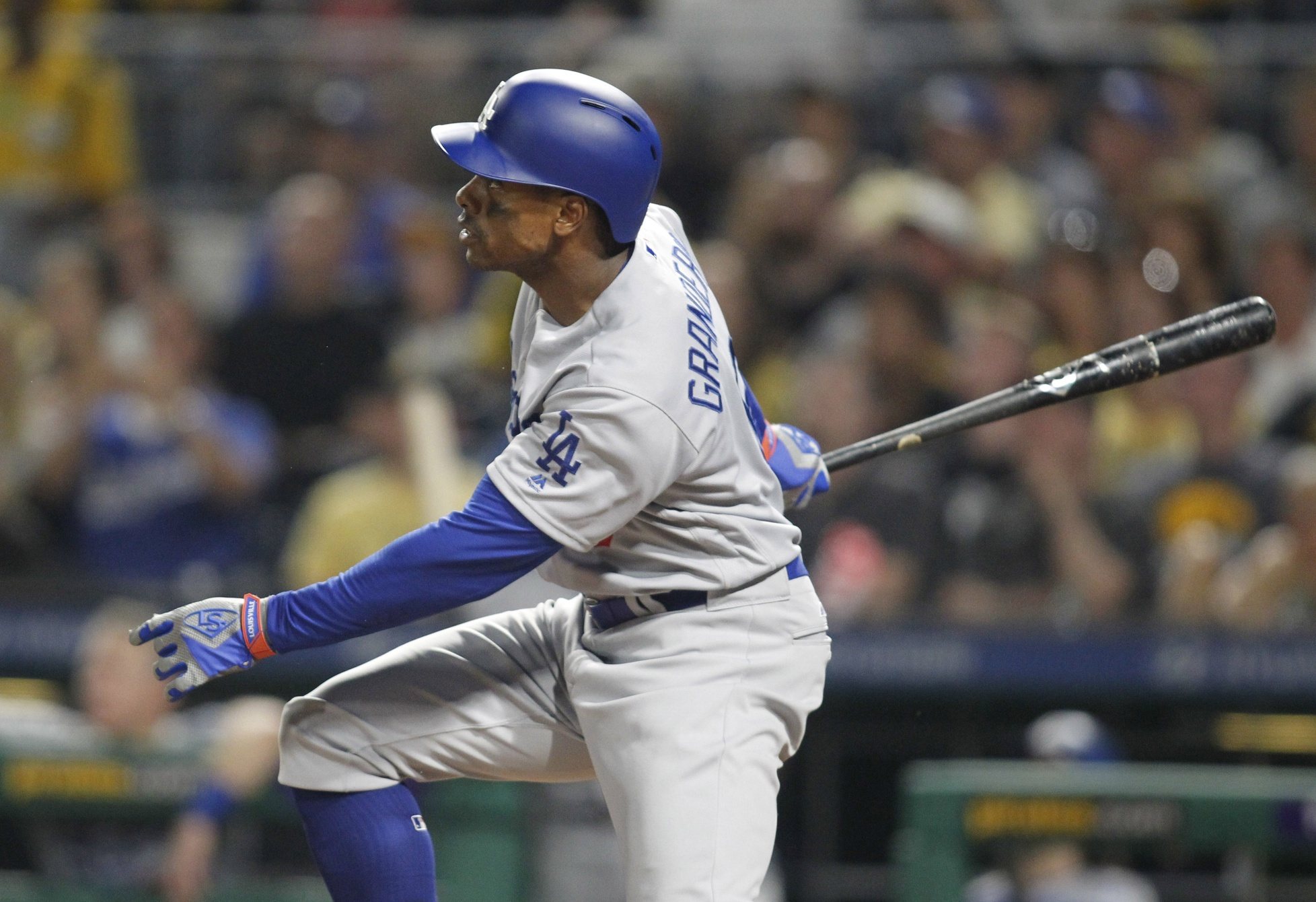 Outfielder Curtis Granderson to join Blue Jays on one-year deal