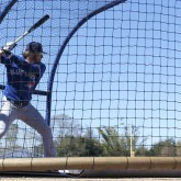 MLB: Toronto Blue Jays-Spring Training Workouts